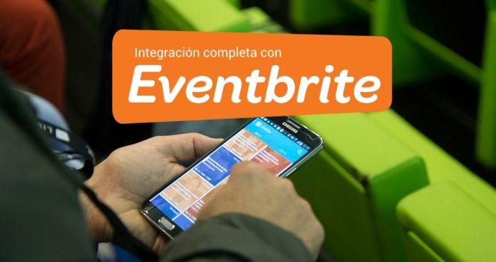 Aplicación móvil para eventos